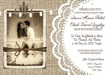 wedding photo - Rustic Wedding