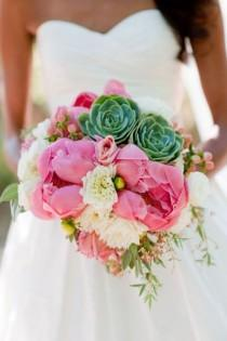 wedding photo - Bouquets de mariage