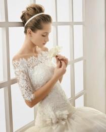wedding photo - Bodas Cucas: Ideas de peinados para novias: recogidos con volumen