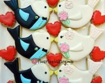 wedding photo - Cookies:Wedding//engagement//shower