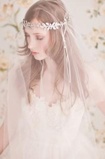 wedding photo - voile