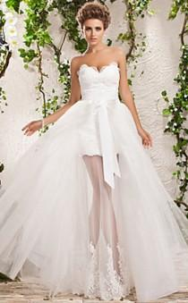 wedding photo - Short Wedding Dresses