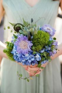 wedding photo - MARIAGE / bouquet