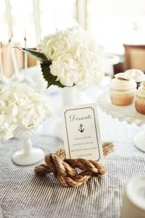 wedding photo - ~ Mariage: Table Numbers & Menu ~