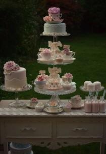 wedding photo - Tables Dessert