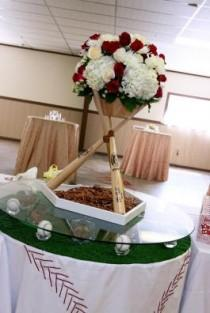 wedding photo - Sports Themed Weddings....