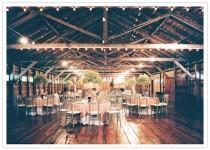 wedding photo - Barnyard Bliss ..