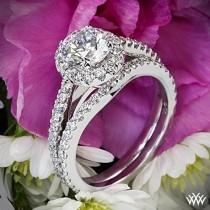wedding photo - Engagement Rings Sets And Bridal Sets