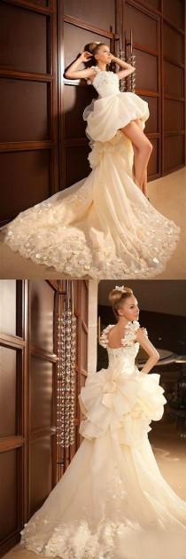 wedding photo - Brautkleider Für das Jahr 2013 ❤ ️ 2014