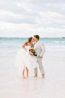 wedding photo - Тропический Свадебная Фотография