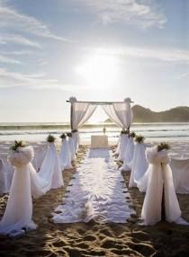 wedding photo - By The Sea