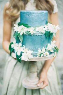 wedding photo - Синий Свадьбы