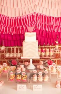 wedding photo - Mariage Dessert tableau