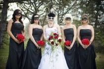 wedding photo - Таинственный Маскарад