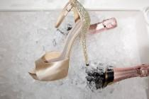 wedding photo - ♥ ♥ chaussures de mariage
