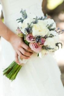 wedding photo - Lavendel