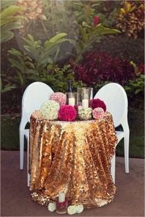 wedding photo - Weddings-Sequins