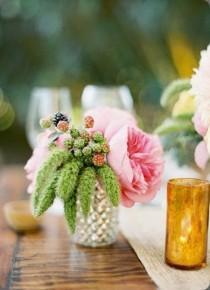 wedding photo - Pale Pink Wedding