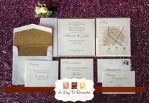 wedding photo - Carta, inviti, save-the-date, carte del menu Etc!