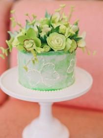 wedding photo - ::Светло-Зеленая Свадьба::