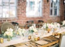 wedding photo - Mariages: tablescapes