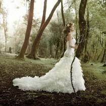 wedding photo - Happily Fairy After...