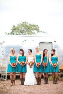 wedding photo - Weddings-Turquoise,