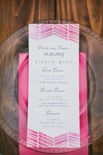 wedding photo - Hot Pink {Wedding}