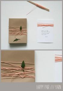 wedding photo - Gift WRAP Ideas