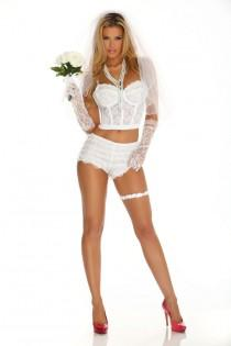 wedding photo - Elegant Bridal Lingerie