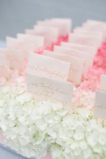 wedding photo - Wedding Seating Charts And Escort Cards