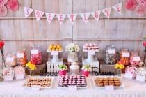 wedding photo - Candy Bar