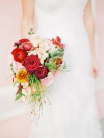 wedding photo - Bouquets