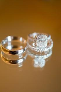 wedding photo - Anillos de boda
