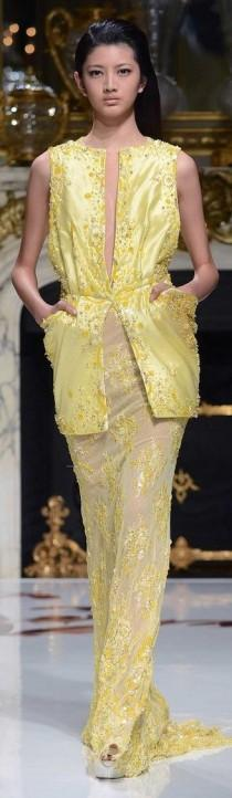 wedding photo - Gowns..Yearning Yellows