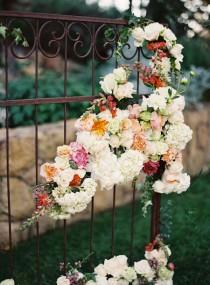 wedding photo - Mariages de jardin