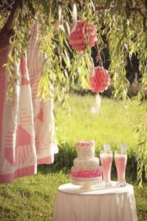wedding photo - Потертый Шик Свадебного Декора
