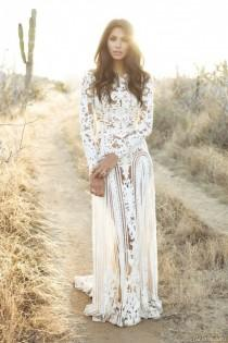 wedding photo - BoHo Chic Wedding...