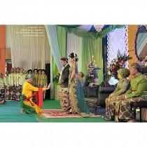 wedding photo -   Alm. Irwan+Tika  At  Jawa Tengah