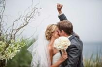 wedding photo - Burlap & Rustic Charm Timeless Wedding - Belle the Magazine . The Wedding Blog For The Sophisticated Bride
