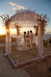wedding photo - Inspiration de mariage de plage