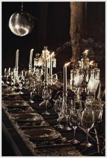 wedding photo - Mariage de Halloween Inspiration