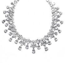 wedding photo - Vintage Hollywood Necklace