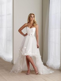 wedding photo - High-Low Wedding Dresses