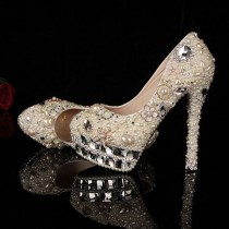 wedding photo - أحذية الزفاف رائع