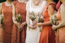 wedding photo - Orange Wedding Theme