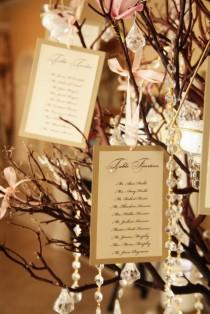 wedding photo - Table Plans & Escort Cards