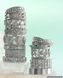 wedding photo - Diamond Rings