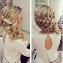 wedding photo - Weddings-Bride-Hair