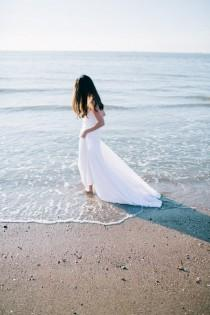 wedding photo - Rustic Beach Wedding Inspiration from Carina + David Photography